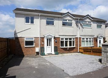 Thumbnail 4 bed semi-detached house for sale in Alltiago Road, Swansea
