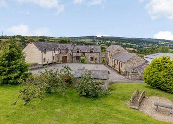 Thumbnail 5 bed detached house for sale in Ffordd Yr Odyn, Treuddyn, Mold, Clwyd