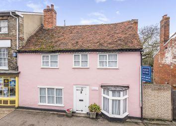 Thumbnail 3 bed terraced house for sale in Ballingdon Street, Sudbury
