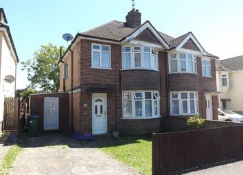 Thumbnail 3 bedroom semi-detached house for sale in Sholing, Southampton, Hampshire