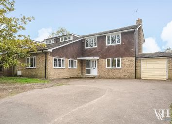 Thumbnail 4 bed detached house to rent in Woodfield Lane, Ashtead
