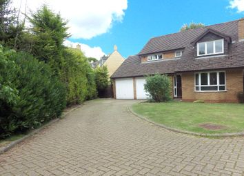 Union Way, Witney, Oxfordshire OX28. 4 bed detached house