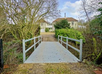 Thumbnail 5 bed detached house for sale in Main Road, Little Gransden, Sandy