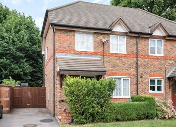 Thumbnail 3 bed semi-detached house for sale in West Meads, Horley, Surrey