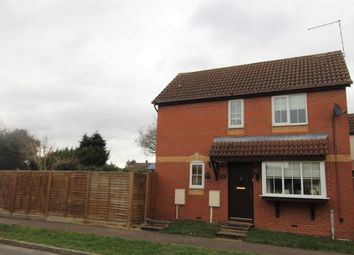 Thumbnail 2 bed end terrace house for sale in Gibson Way, Lutterworth