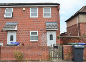 Thumbnail 2 bed semi-detached house to rent in King Georges Road, Rossington