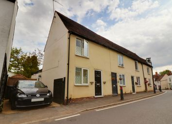 Thumbnail 2 bed end terrace house for sale in High Street, Puckeridge, Hertfordshire