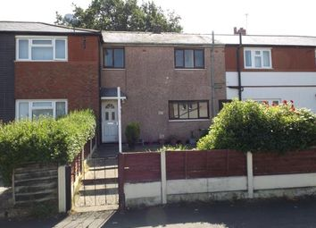 Thumbnail 3 bed terraced house for sale in Rudheath Avenue, Manchester, Greater Manchester, Uk