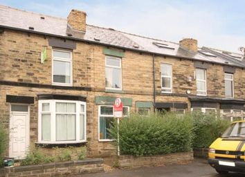Thumbnail 3 bedroom terraced house for sale in Nairn Street, Sheffield, South Yorkshire