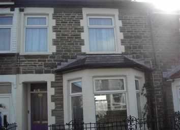 Thumbnail 1 bed flat to rent in John Street, Bargoed, Caerphilly