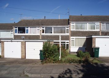 Thumbnail 3 bedroom terraced house to rent in Langton Close, Binley, Coventry