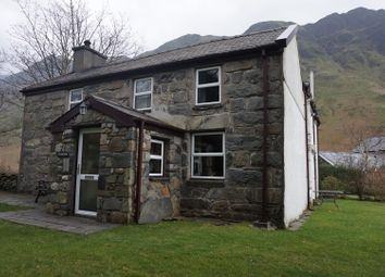 Thumbnail 4 bed detached house for sale in Nant Peris, Caernarfon