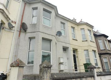 Thumbnail 3 bed flat to rent in Ashford Road, Plymouth
