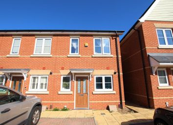 Thumbnail 2 bed end terrace house to rent in Highcross Place, Chertsey