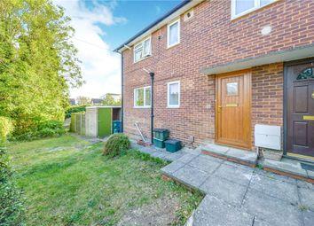 Thumbnail 1 bedroom maisonette for sale in Therfield Road, St. Albans, Hertfordshire
