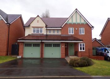 Thumbnail 5 bed detached house for sale in Hampton Grove, Leyland, Lancashire