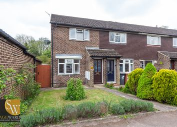 Thumbnail 2 bed end terrace house to rent in Willowmead, Hertford