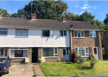 Thumbnail 3 bed terraced house for sale in Nightingale Drive, Camberley