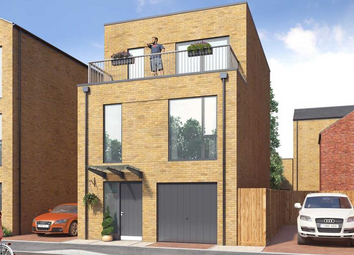Thumbnail 5 bed detached house for sale in Henry Darlot Drive, Millbrook Park, Mill Hill, London
