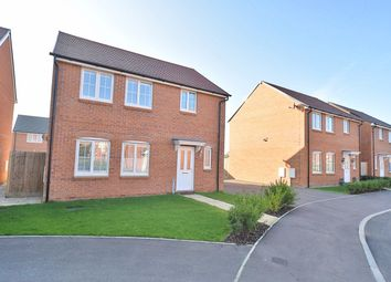 Thumbnail 3 bed detached house for sale in Robin Gibb Road, Thame, Oxfordshire