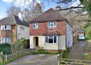 Thumbnail 3 bed detached house for sale in Fir Tree Avenue, Haslemere