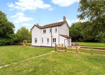 Thumbnail 4 bed detached house for sale in Alton Parva, Figheldean, Salisbury, Wiltshire