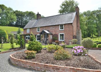 Thumbnail 3 bed detached house for sale in Cwmdale, Llandyssil, Montgomery, Powys