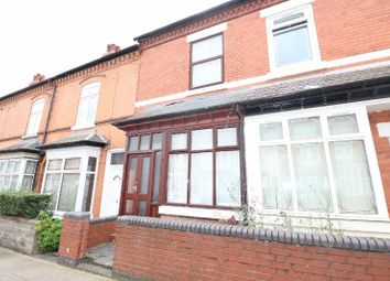 Thumbnail 2 bed terraced house for sale in Uplands Road, Handsworth, West Midlands