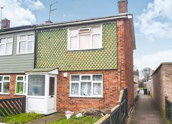 Thumbnail 2 bed end terrace house for sale in Winwick Place, Westwood, Peterborough