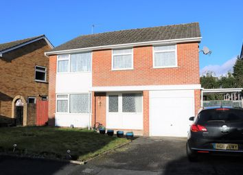 Thumbnail 4 bedroom detached house for sale in Monsal Avenue, Ferndown