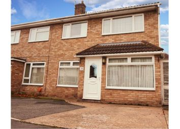 Thumbnail 3 bed semi-detached house for sale in Roseway, Shrewsbury