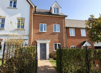 Thumbnail 3 bed town house for sale in Coral Drive, Ipswich