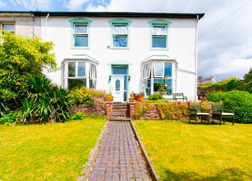 Thumbnail 4 bedroom semi-detached house for sale in Mary Street, Treharris