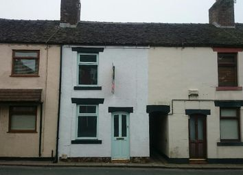 Thumbnail 2 bed town house for sale in Chapel Lane, Harriseahead, Stoke-On-Trent