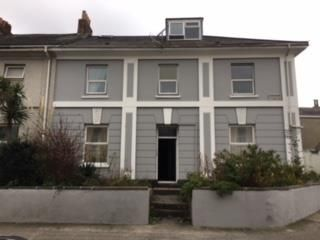 Thumbnail 1 bed duplex to rent in North Road West, Plymouth