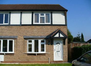 Thumbnail 2 bedroom end terrace house to rent in Quail Gate, Shawbirch, Telford, Shropshire