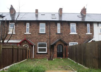 Thumbnail 4 bed terraced house to rent in Lawson Road, Seaton Carew, Hartlepool