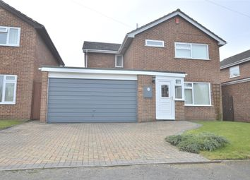Thumbnail 4 bedroom detached house for sale in Knights Way, Tewkesbury, Gloucestershire