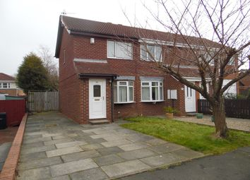 Thumbnail Semi-detached house for sale in Kepier Chare, Crawcrook, Ryton