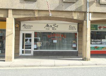 Thumbnail Commercial property for sale in 49 High Street, Elgin, Moray