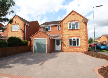 4 bed detached house for sale in Higgott Close, Branston, Burton-On-Trent DE14