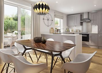"""Thumbnail 4 bedroom detached house for sale in """"Chester"""" at London Road, Hook"""