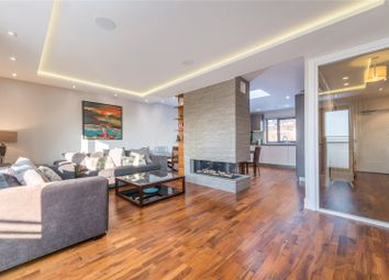 Thumbnail 3 bed flat for sale in Madoc Close, London