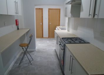 Thumbnail 5 bed terraced house to rent in Parkfield Street, Rusholme, Manchester