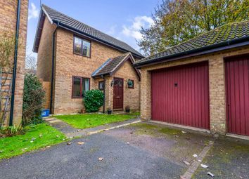 Thumbnail 3 bedroom detached house for sale in Dairy Close, West Haddon, Northampton