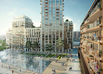 Thumbnail 2 bed flat for sale in London Dock, London