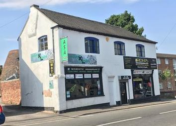 Thumbnail Commercial property for sale in 114-116 High Street, Woodville, Swadlincote, Derbyshire