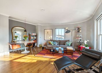 Thumbnail 3 bed flat for sale in Chepstow Crescent, London