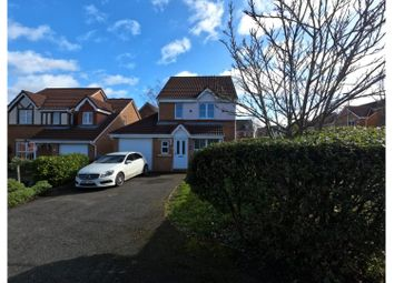 Thumbnail 3 bed detached house for sale in St. Johns Road, Worsley