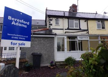 Thumbnail 2 bed terraced house for sale in Gower Road, Trefriw, Conwy